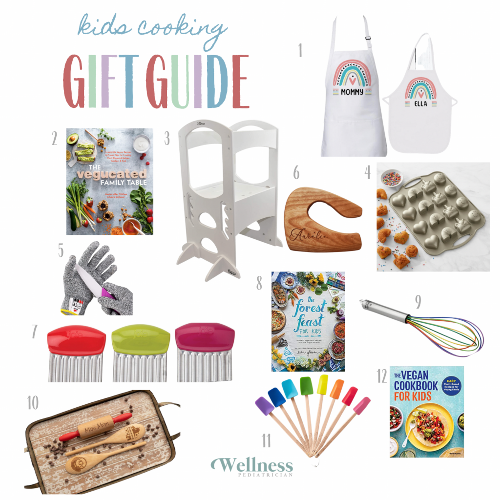 Kids cooking gift guide